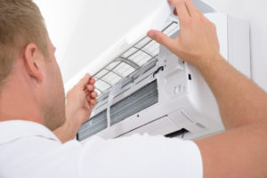 Air Conditioning Installation Wollongong split system technician