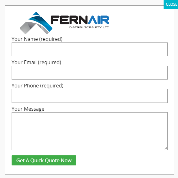 Online form found by Fernair review team