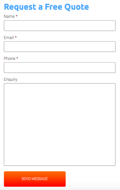 Lakeside Air Review online form