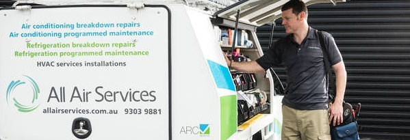 All Air Services review commercial site