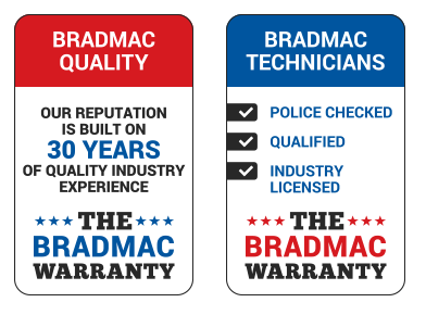 BradMac Airconditioning review brands