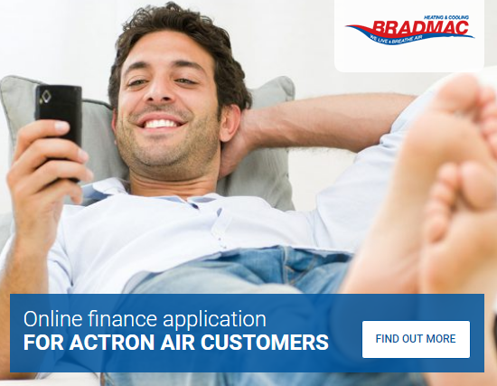 BradMac Airconditioning review financing