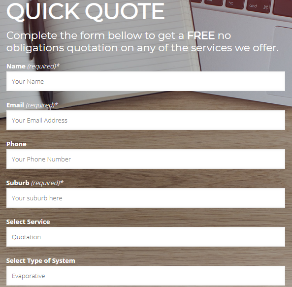Melbourne Heating and Cooling Review other online form