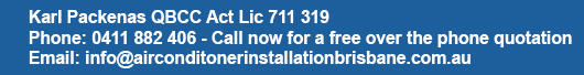 Brisbane Air Conditioning and Installation Review Owner