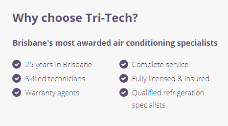 Tri-Tech Air Conditioning & Electrical Promotional Image