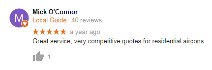 Air Extreme Air Conditioning Review Customer Testimonials 2