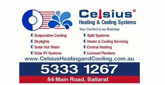 Celsius Heating & Cooling Contact