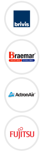 Waldron Heating, Cooling & Hot Water Review Brands