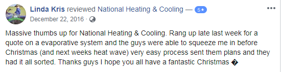 National Heating & Cooling Review Customer Testimonials 2