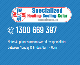 Specialized Heating & Cooling Review Contact