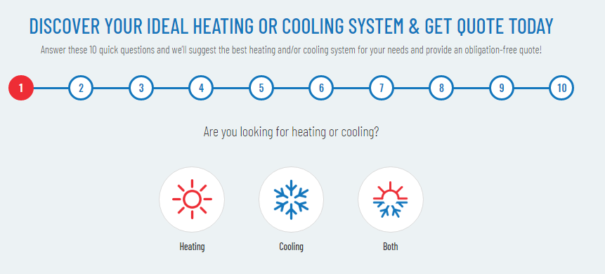 Specialized Heating & Cooling Review Online Form